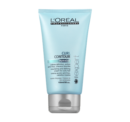 L'Oreal Professionnel Curl Contour Nourishing And Defining Cream For Curly Hair Крем-уход несмываемый для вьющихся волос (150 ml) E0235301