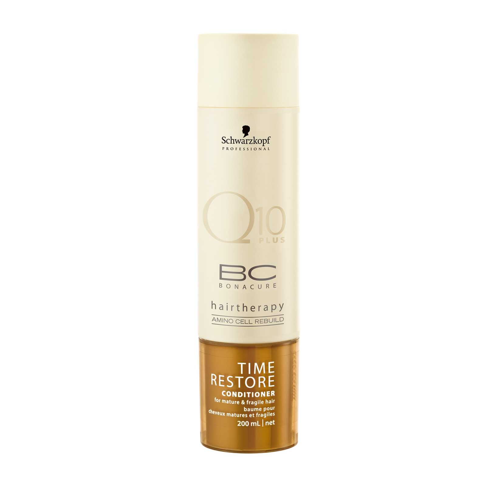 Schwarzkopf Professional BC Bonacure Time Restore Q10 Plus Conditioner Возраждающий кондиционер (200 ml) 1451440