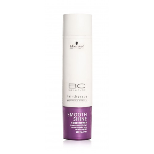 "Schwarzkopf Professional BC Bonacure Smooth Shine Conditioner Кондиционер ""Контроль гладкости"" (200 ml) 1383645"