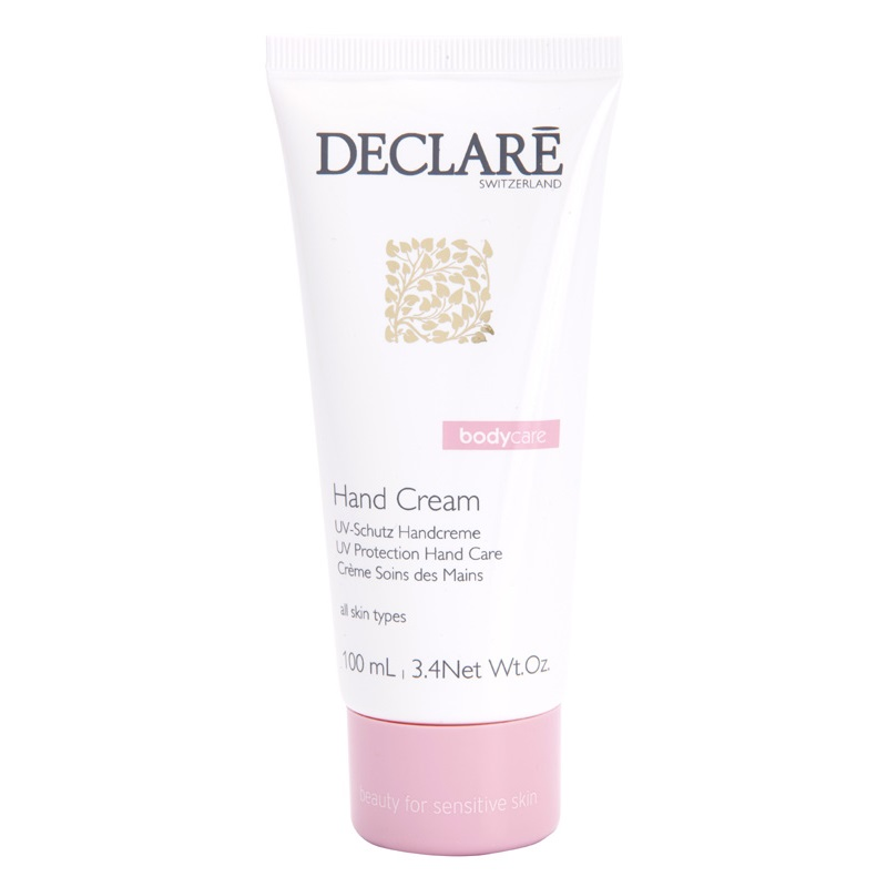 Declaré Body Care Hand Cream SPF 4 UV Protection Защитный крем для рук (100 ml) 598