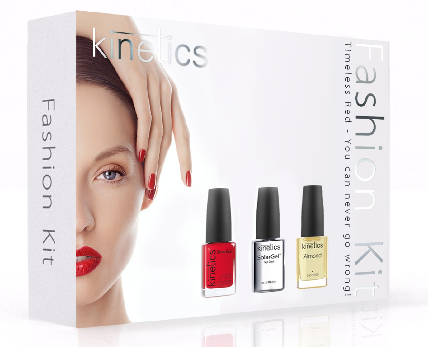 Kinetics Набор Fashion Kit (3 x 15 ml) KPFK01