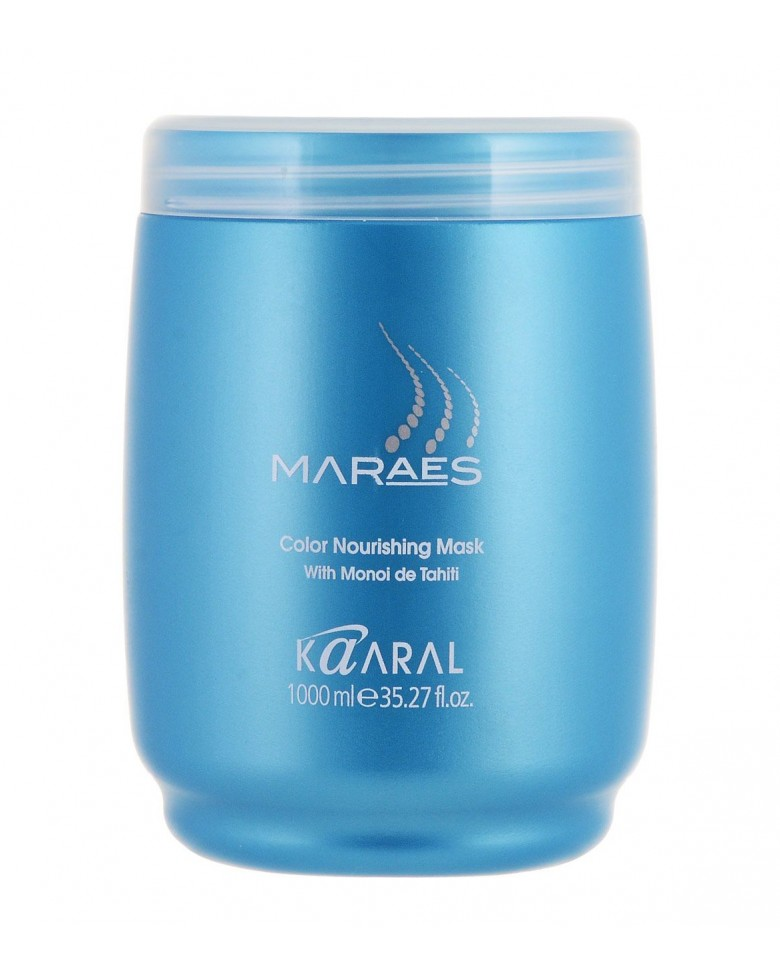 Kaaral Maraes Color Nourishing Mask Маска питательная 1000 ml 1302