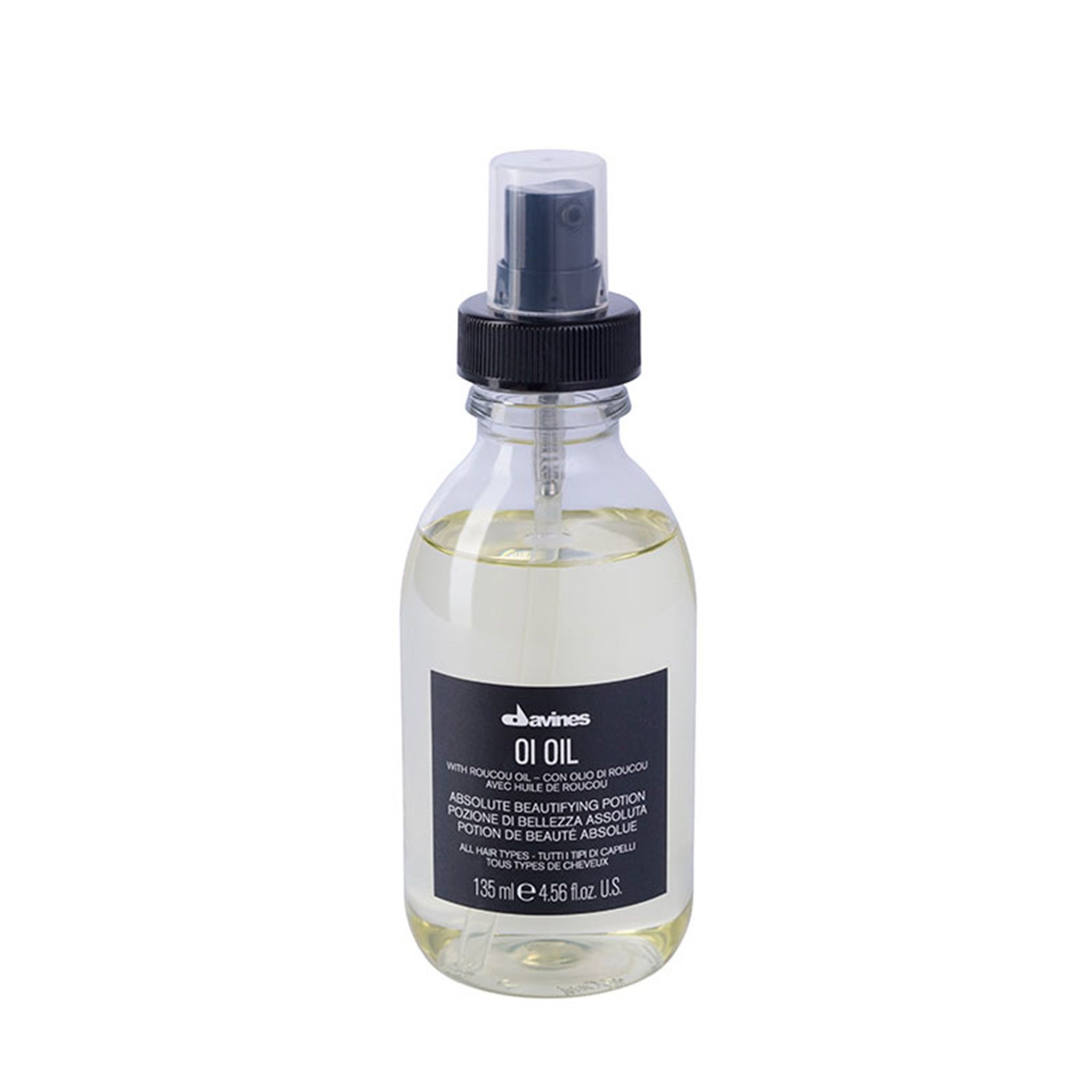 Davines OI Absolute Beautifying Potion With Roucou Oil Масло для абсолютной красоты волос (135 ml) 76000