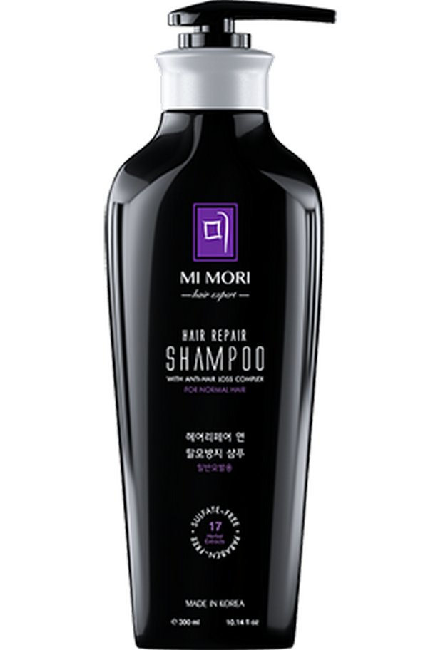 Mi Mori Hair Repair Shampoo For Normal Hair Шампунь для нормальных волос (300 ml) NL.MM.1.NH