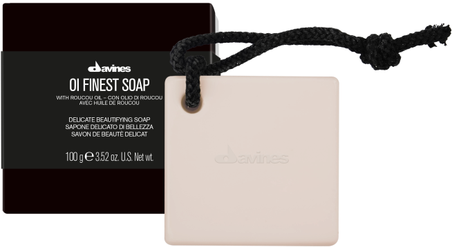 Davines OI Finest Soap Нежное мыло (100 g) 90139