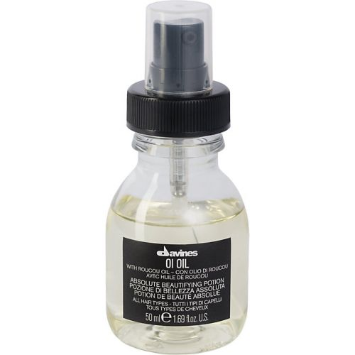 Davines OI Absolute Beautifying Potion With Roucou Oil Масло для абсолютной красоты волос (50 ml) 76001