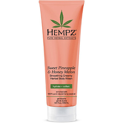 "HEMPZ Гель для душа ""Ананас и медовая дыня"" / Sweet Pineapple & Honey Melon Herbal Body Wash 385мл 440-3633-97"