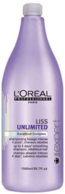 L'Oreal Professionnel Liss Unlimited Smoothing Shampoo Шампунь для непослушных волос (1500 ml) E0739700