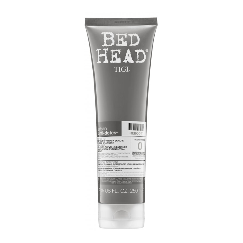 TIGI BED HEAD Urban Anti+dotes Reboot Scalp Shampoo Шампунь-детокс (250 ml) 21182074