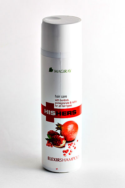 MAGIRAY HIS&HERS HAIR CARE ELIXIRSHAMPOO Эликсир-шампунь (200 ml)