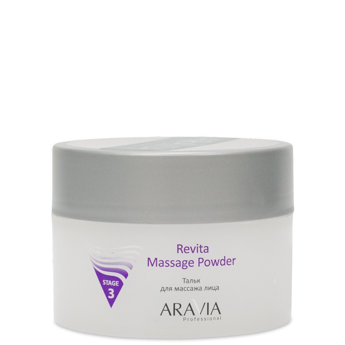 Aravia Revita Massage Powder Тальк для массажа лица (150 ml) 6008