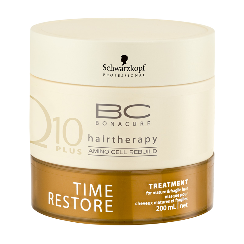 Schwarzkopf Professional BC Bonacure Time Restore Q10 Plus Treatment Возрождающая маска (200 ml) 1622017