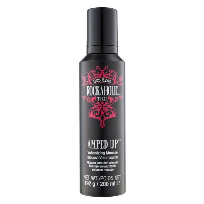 TIGI BED HEAD Rockaholic Amped Up Volumizing Mousse Мусс для объёма волос (200 ml) 67150907