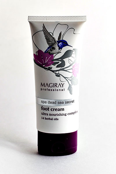 MAGIRAY SPA DEAD SEA SECRET FOOT CREAM Крем для ног (100 ml)
