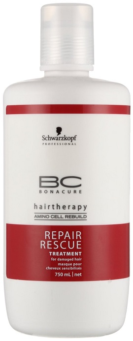 Schwarzkopf Professional BC Bonacure Repair Rescue Treatment Восстанавливающая маска (750 ml)