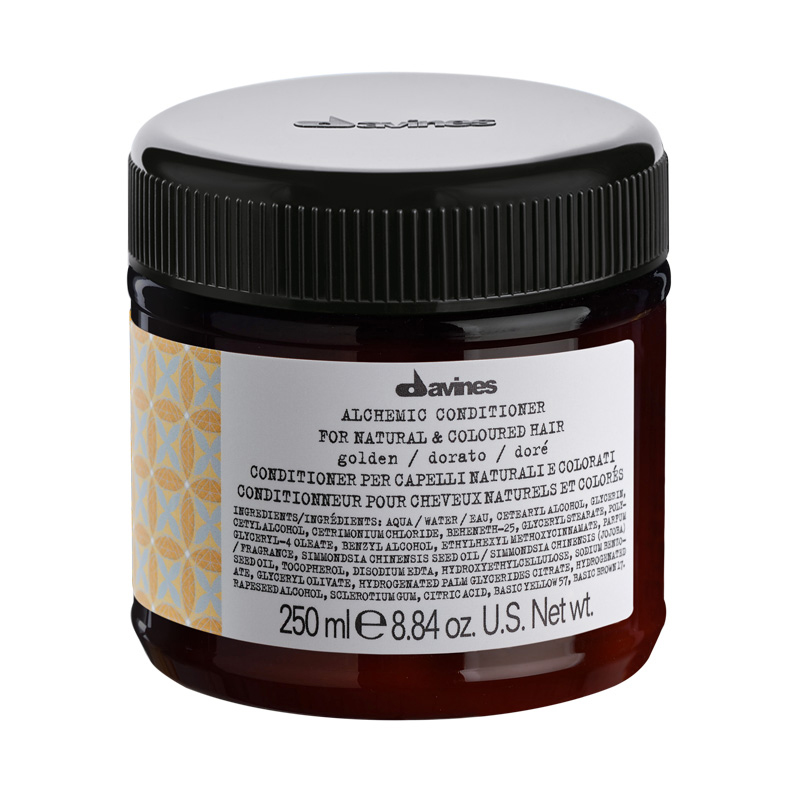 Davines Alchemic Golden Conditioner Золотой кондиционер (250 ml) 67208